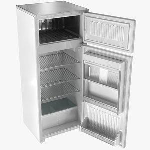 refrigerator fridge 3D
