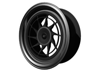 rotiform yvr wheel 3D model