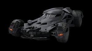 batmobile batman model