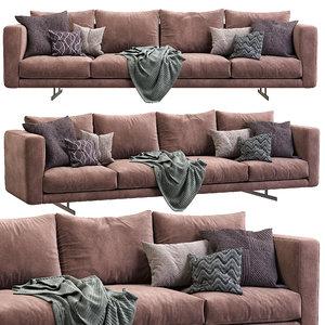 dee sofa berto model