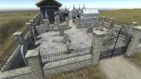 Cemetery Pack 1