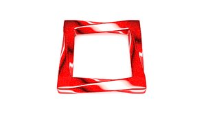 twisted square 3D