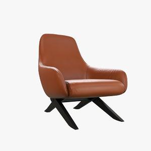 3D model chair v62