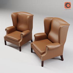 max p362 armchair francesco molon