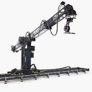 technodolly camera crane 3D