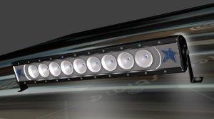 3D bar light 8