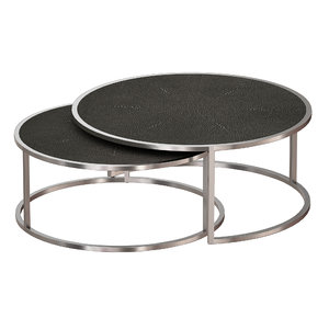 coffee tables stainless steel 3D
