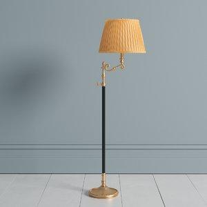 3D decorative floor lamp model
