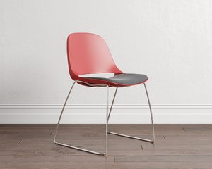 3D eclipse chair model