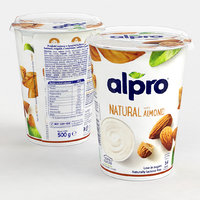 Alpro Yoghurt Natural with Almond 500g 2020