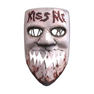 kiss mask 3D