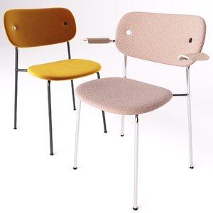 norm chair 3D model
