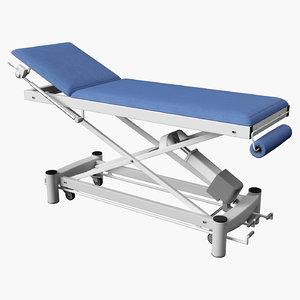 medical table model