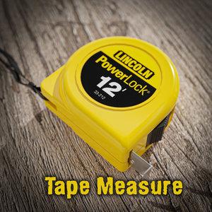 3D tape measure