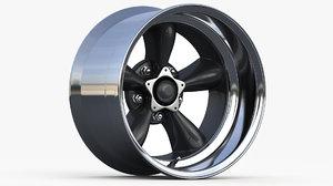 wheel american racing classic 3D