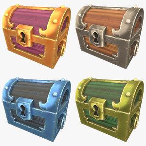 treasure unity3d model