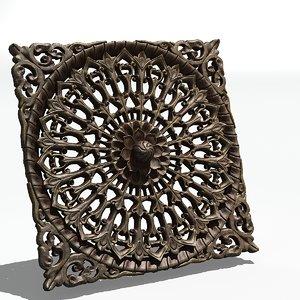 carved 3D