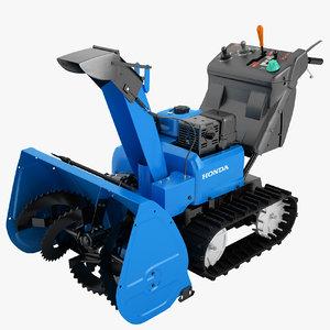 honda power equipment 3D model
