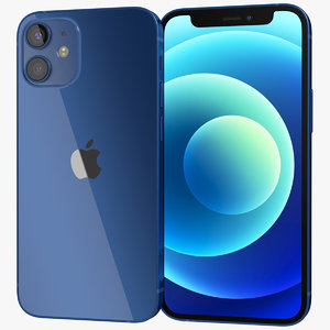 realistic apple iphone 12 model