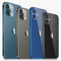 Apple iPhone 12 mini & 12 & 12 pro &12 pro MAX