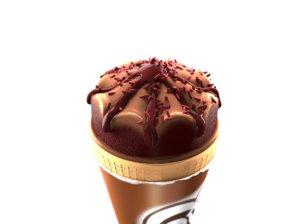 food dessert 3D model