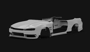 3D model original s14