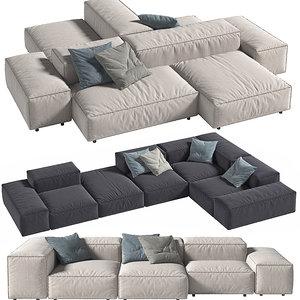 light sofa model