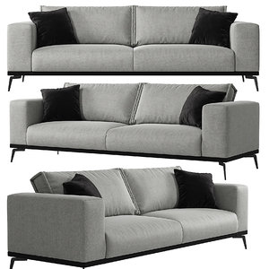 tristan kaza sofa 3D model