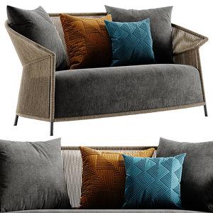 ola sofa 3D model