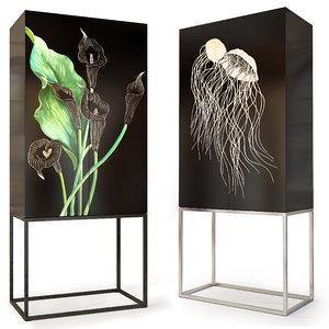 wardrobe sideboard mhliving furniture 3D