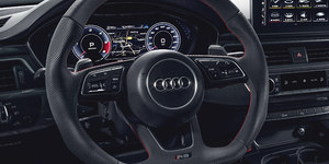 automotive interior lighting car 3D model