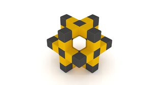 cube model