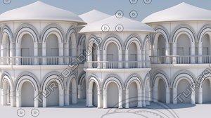 palace house 3D