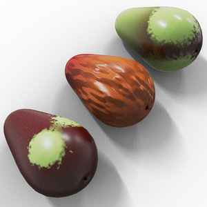 jujube fruits 3D