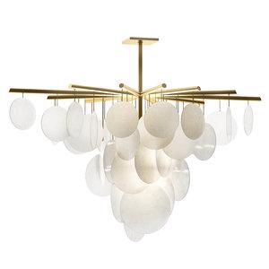 nimbus chandelier 3D model