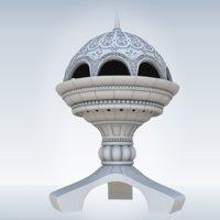 Al Riyam Incense Burner