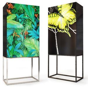 wardrobe sideboard fantasy mhliving 3D