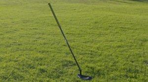 3D golf-club
