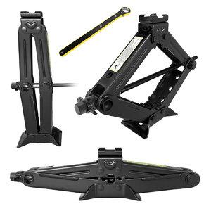 3D model scissor jack 1 5t