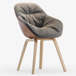 chair aac 123 3D model