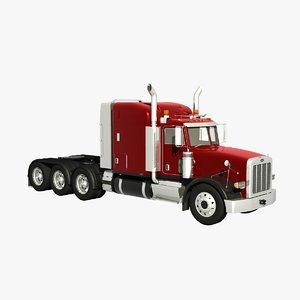 357 truck 3d lwo