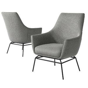 3D bondberg kaza sofa