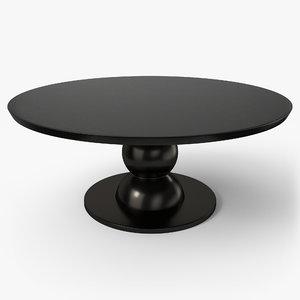 table pbr - 3D