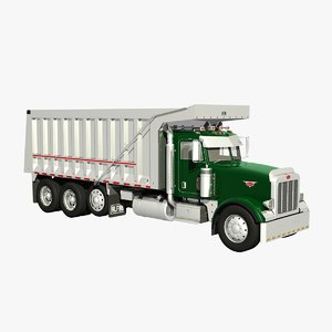 357 dump truck model