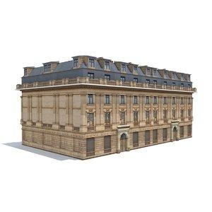 old apartment 3D model