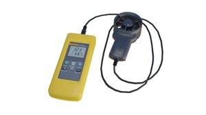 anemometer meter model