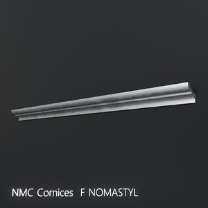 nmc cornice 3D model
