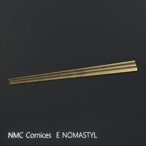 3D nmc cornice model