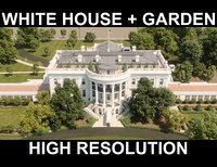 White House and Garden