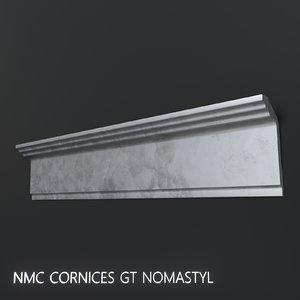 nmc cornice 3D